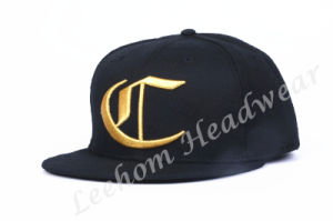 Metallic Embroidery Snapback New Fashion Era Caps pictures & photos