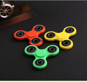 Fidget Spinner with Steel Ring pictures & photos