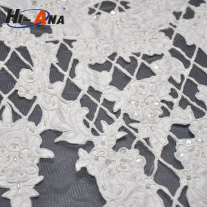 Top Quality Control Various Colors Embroidery Lace pictures & photos