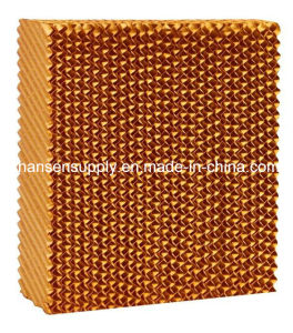 Wet Wall Evaporative Cooling Pad for Poultry House Greenhouse pictures & photos