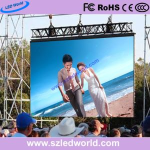 P8 Outdoor Full Color Rental LED Display Board China Supplier pictures & photos