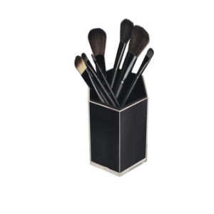 Wholesale Customized Clear Perspex Acrylic Make up Brush Holder pictures & photos