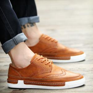 Breathable Men Shoes Men Casual Shoes Hollow Outs Male Footwear 2017 pictures & photos