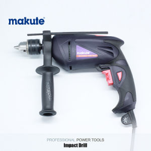 Makute Spring Impact Hammer Electric Power Drill (ID008) pictures & photos