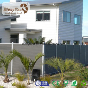 Wood Plastic Composite WPC Garden Fence and Stocabletrellis Fence pictures & photos