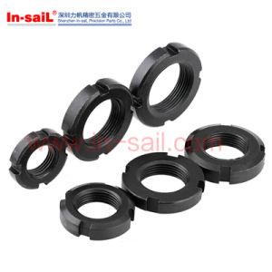 Inner-Threaded Track Spacer with Outer Slot pictures & photos