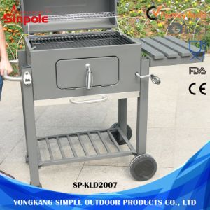 Multi-Function Safety Guarantee Outdoor Backyard Charcoal BBQ Grill pictures & photos