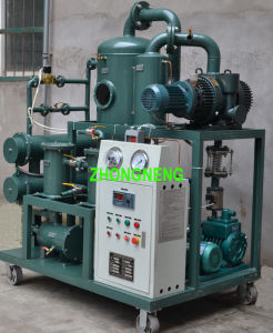 Double Stage Insulating Oil Purifier Filter Recycling Unit pictures & photos