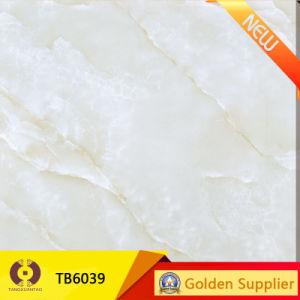 Hot Sale 5D Inkjet Marble Design Polished Glazed Porcelain Tile (TB6036) pictures & photos