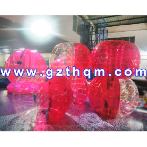 Human Inflatable Bumper Bubble Ball/Soccer Bubble (th-03) pictures & photos