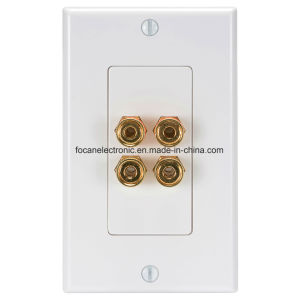 High Quality Speaker Wall Plate, Speaker Panel pictures & photos