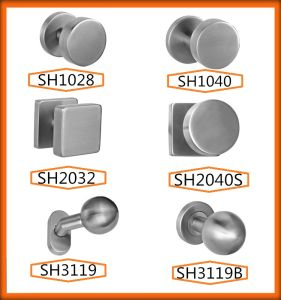 China Hardware Supplier High Quality Door Stopper with Rubber Ring pictures & photos