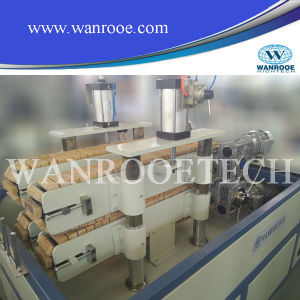 Single Screw HDPE Pipe Production Line pictures & photos