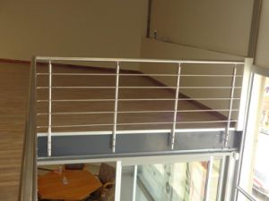 Stainless Steel Side Mounted Vertical Rod Balustrade pictures & photos