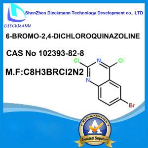 6-Bromo-2, 4-Dichloroquinazoline CAS No 102393-82-8 pictures & photos