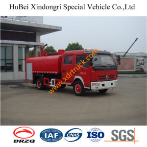 4.5ton Dongfeng Fire Engine Truck Euro3 pictures & photos