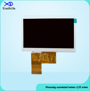 4.3 Inch LCD Screen 480 (RGB) X272 Resolution pictures & photos