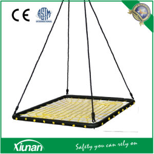 Deluxe Platform Swing with Nylon Rope and Padded Steel Frame pictures & photos