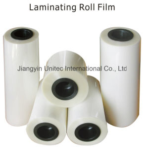 Hot Melt Laminating Roll Film Customerized Size and Thickness pictures & photos