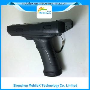 Mobile Barcode Scanner with Pistol Grip, RFID Reader pictures & photos