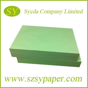 Top Turquoise Woodfree Paper pictures & photos