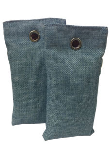 Bamboo Carcoal Deodorant Sachets for Wardore Clothet pictures & photos