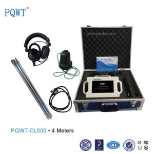 High Quality 4m Find Water Leak Detector Pqwt-Cl500 Instrument pictures & photos