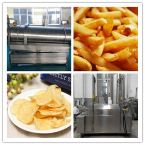 Wide Market Hot Sell Potato Chips Making Machine pictures & photos