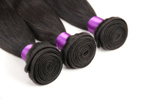Brazilian Virgin Hair Straight Human Hair Extension Unprocessed Human Hair pictures & photos