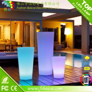 Growing LED Light for Plant Growth Floor Vase
