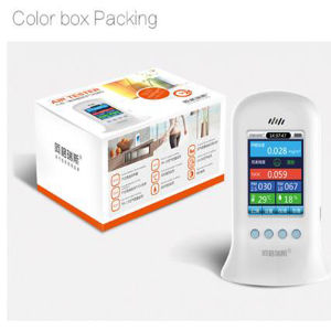 Real-Time Monitoring Air Pollution Meter for Home pictures & photos