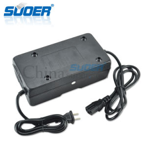 Suoer 2016 New Design Electric Bike Charger 72V Smart Fast Charger Automotive Battery Charger (SON-7280D) pictures & photos