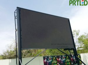 Cheaper 1/4 Scan SMD3535 P10 Pantallas De LED for Outdoor Advertising pictures & photos