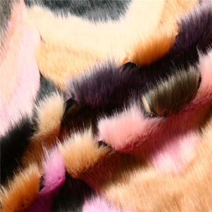 100% Wool Woolen Fabric for Women Fashion Overcoat pictures & photos