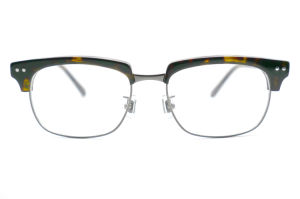 Popular Design Metal Spectacle Frame Eyeglasses Acetate Optical pictures & photos