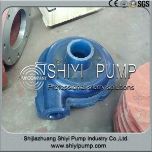 Polyurethane Volute Liner Wear-Resistant Horizontal Pump Spare Parts pictures & photos