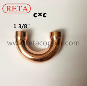 180 Degree Return Bend Cxc Copper Fitting pictures & photos