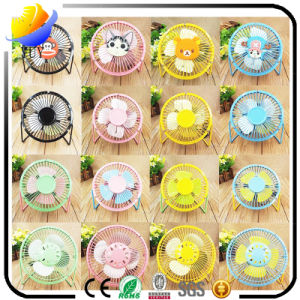 Customized Fashion Delicate Mini USB Fan for Promotion Gift pictures & photos