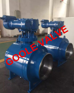 Hear Supply Forged Steel Fully Welded Ball Valve (GAQ61/7PPL) pictures & photos