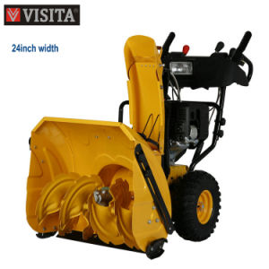 208cc Lct Engine High Quality & Performance Snow Thrower pictures & photos