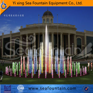 Seafountain Design Outdoor LED Light Decorative in Ground Fountain pictures & photos