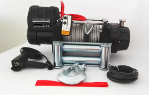 SUV 4X4 Recovery Winch Heavy Duty Winch (17000lb) pictures & photos