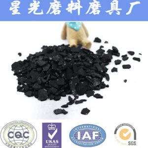 Water Treatment Coconut Shell Based Activated Charcoal pictures & photos