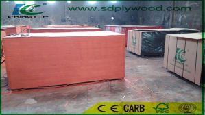 18 mm Red Film Faced Plywood Plywood Export Packment pictures & photos