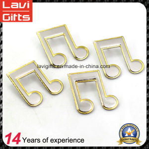 Factory Wholesale Custom Music Notation Design Lapel Pin pictures & photos