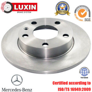 Auto Accessory Brake Disc for Mercedes-Benz pictures & photos