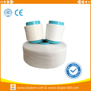 620d Spandex Raw Materials for Making Baby Diaper pictures & photos