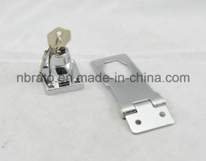 "2.5"" Furniture Door Hasp Lock pictures & photos"