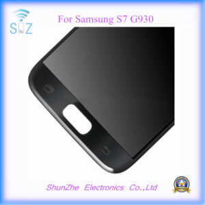 Smart Cell Mobile Phone Galaxy LCD Screen for Samsung S7 LCD Displayer pictures & photos