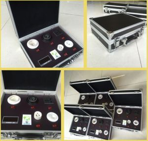 Potable AC/DC LED Power Tester Case with Lux and Cct Meter pictures & photos